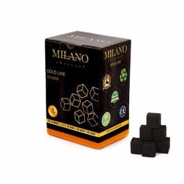 Уголь кокосовый Milano Gold 72 шт