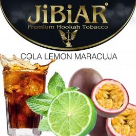 Jibiar Cola Lemon Marakuja (Кола лимон маракуйя) - 100 грамм