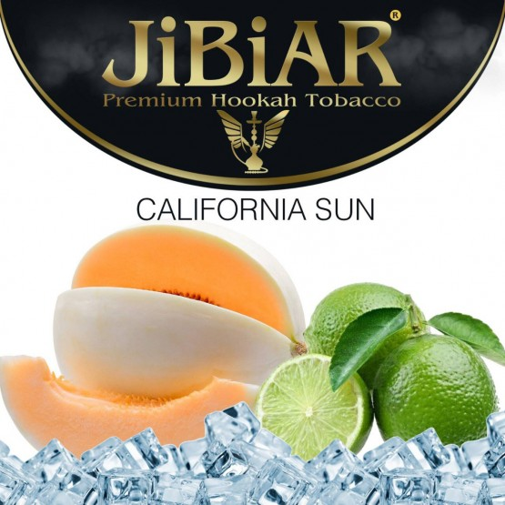 Jibiar California Sun (Калифорнийское Солнце) - 100 грамм