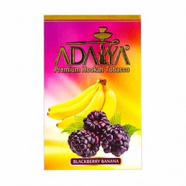 Adalya Blackberry Banana (Ежевика Банан) - 50 грамм