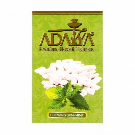 Adalya Chewing Gum Mint (Жвачка с Мятой) - 50 грамм