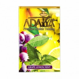 Adalya Grape Lemon Mint (Виноград Лимон Мята) - 50 грамм