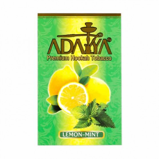Adalya Lemon Mint (Лимон Мята) - 50 грамм