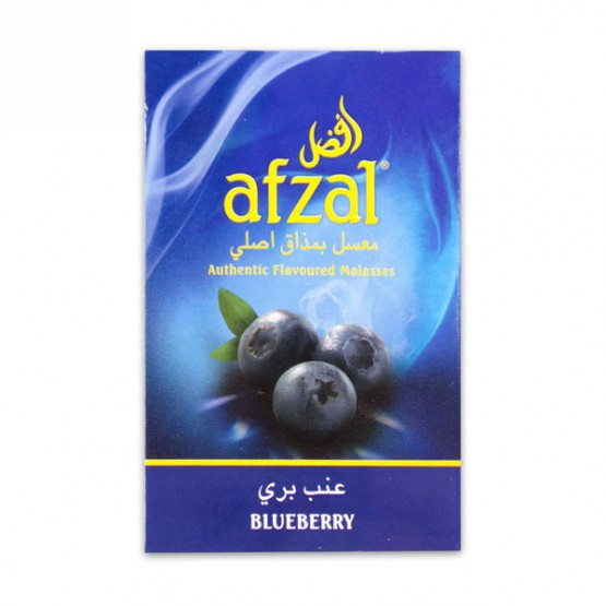 Afzal Blueberry (Черника) - 50 грамм