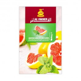 Al Fakher Grapefruit With Mint (Грейпфрут с мятой) - 50 грамм