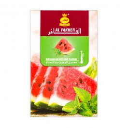 Al Fakher Watermelon With Mint (Арбуз мята) - 50 грамм
