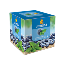 Al Fakher Blueberry With Mint (Черника мята) - 1кг