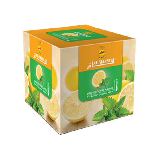 Al Fakher Lemon With Mint (Лимон мята) - 1кг