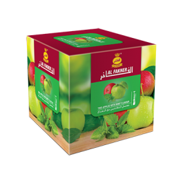 Al Fakher Two Apples With Mint (Двойное яблоко мята) - 1кг