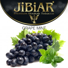Jibiar Grape Mint (Виноград Мята) - 100 грамм