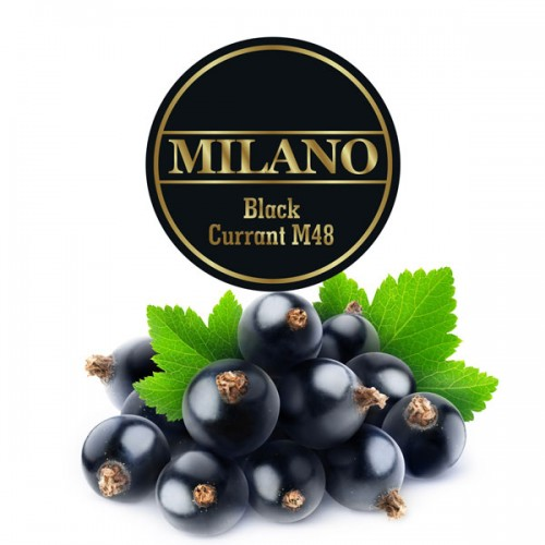 Milano Black Currant M48 (Черная Смородина) - 100 грамм