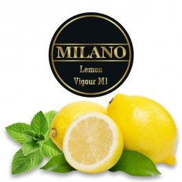 Milano Lemon Vigour M1 (Лимон мята) - 100 грамм