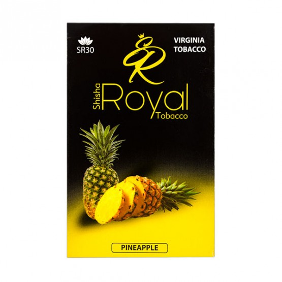 Royal Pineapple (Ананас) 50гр