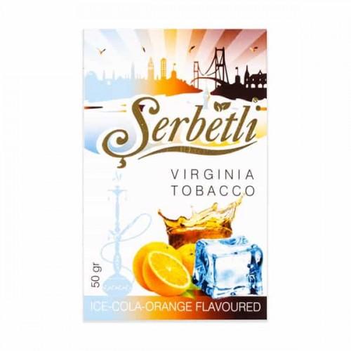 Serbetli Ice Cola Orange (Лед Кола Апельсин) - 50 грамм