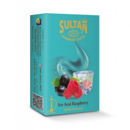 Sultan Ice Acai Raspberry (Лед Асаи Малина) - 50 грамм