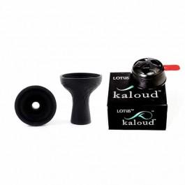 Набор Kaloud Lotus Blаck + Силиконовая Чаша Samsaris